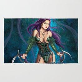 Warrior Princess Rug