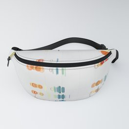 Fish Move Fanny Pack