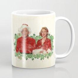 Bob & Betty (White Christmas) Coffee Mug