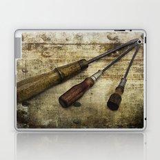 Vintage Screwdrivers Laptop & iPad Skin