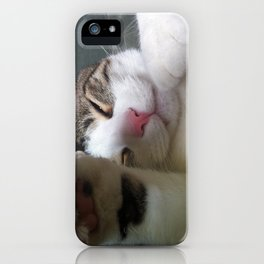 Best Cat that ever lived iPhone Case