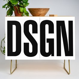 DSGN (Just For Designers) Credenza
