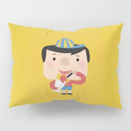 Ice Cream Please (Yellow Tales Series) Pillow Sham