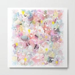 beautiful spring flowers2 Metal Print