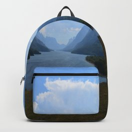 Mirrored Landscape Backpack