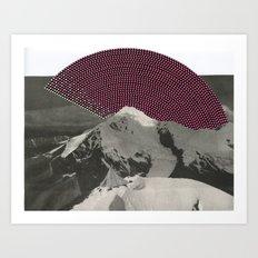 Pinnacle Art Print