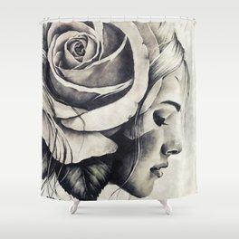 Florescence ... Shower Curtain