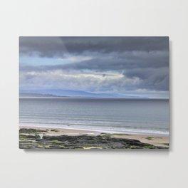 Seascape, Scotland Metal Print