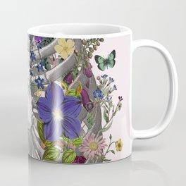 Ribs and flowers Coffee Mug