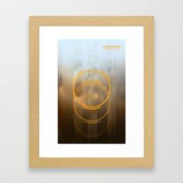 Ascend Framed Art Print