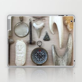 A Compass and Antlers and Artifacts, OH MY! Laptop & iPad Skin