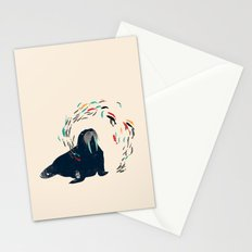 Walrus. Stationery Cards