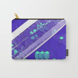 Hardcore  Rave Carry-All Pouch