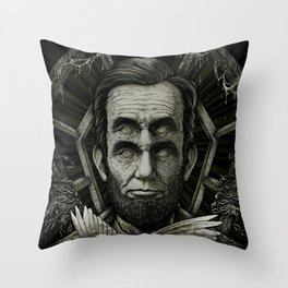 Winya No.68 Throw Pillow