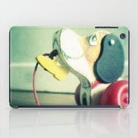 snoopy iPad Cases featuring Snoopy dog by Gail Griggs