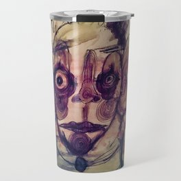 mental circus Travel Mug