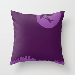 WTF? Paraguas! Throw Pillow
