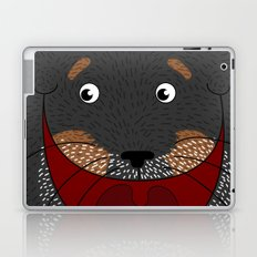 Dog Love,  kids wall art, Cute, fun prints of animals in love, Mix and Match Them!! Laptop & iPad Skin