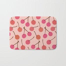 Bing Cherries Bath Mat