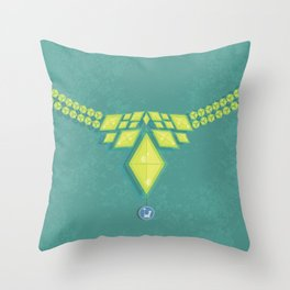 Amuletum Project Throw Pillow