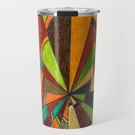 psychedelic Travel Mug