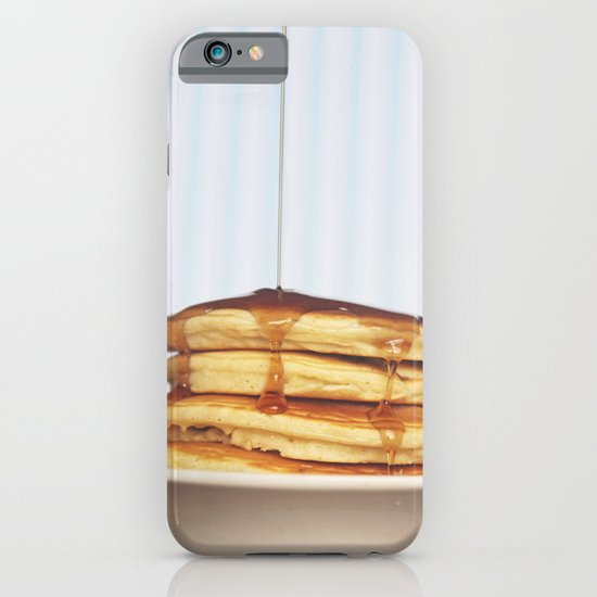 Wake Up and Smell the Pancakes iPhone & iPod Case