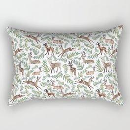 Loved Dearly Rectangular Pillow