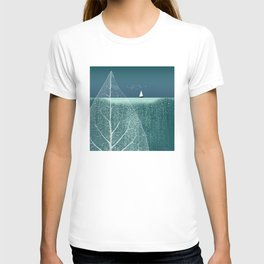 OCEAN WONDERLAND VIII T-shirt