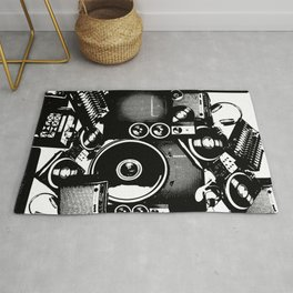 house of boombox vol.3 Rug
