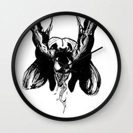 Lethal Protector  Wall Clock