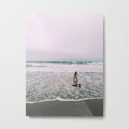 Pacifica Metal Print