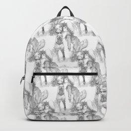 Little Bunny Girl Backpack