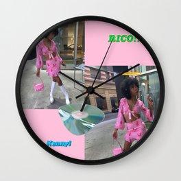 Rico Nasty! Wall Clock