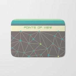 Points of view Bath Mat