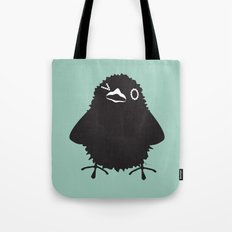 Baby Raven, Wink Tote Bag