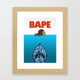 APE Framed Art Print
