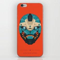 Cayde-6 iPhone & iPod Skin