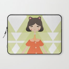 Meow meow Laptop Sleeve