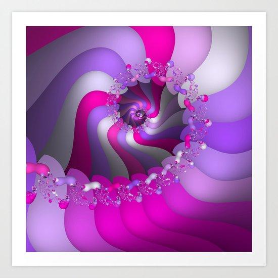 phantasmagorical illusion Art Print