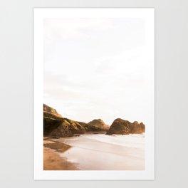 West Coast Welcoming Art Print