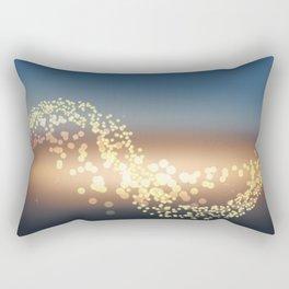 Wallpaper Art Rectangular Pillow