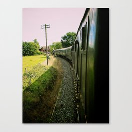 Toot Toot! Canvas Print