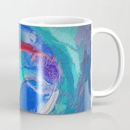 Abstract Mandala 187 Coffee Mug