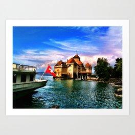Swiss Art Print