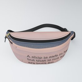 Set To Sail Fanny Pack