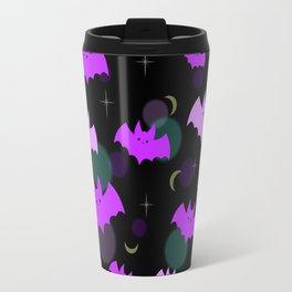 Pastel Bats Travel Mug