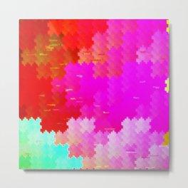 Digital Color Impressions Metal Print