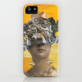 Motorhead 1 iPhone Case