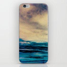 tropical storm iPhone Skin
