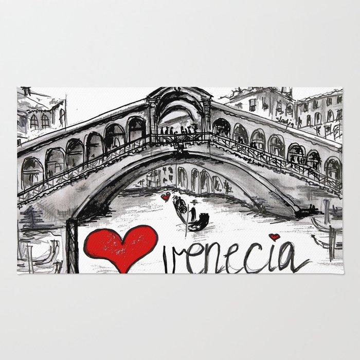 I love Venecia Rug